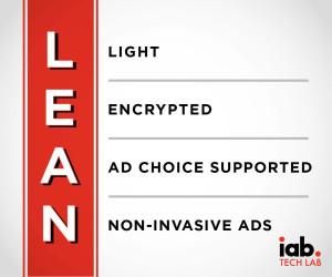 LEAN - reklamy