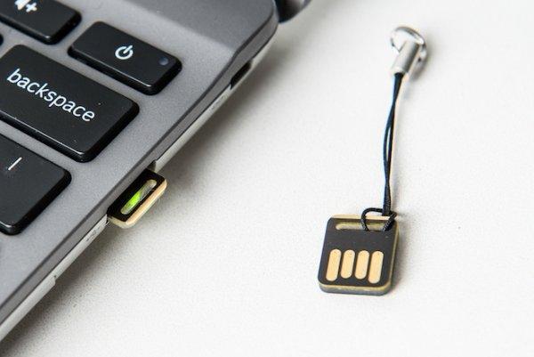 Klucz USB...