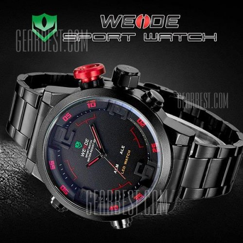 Military Sports Quartz Watch