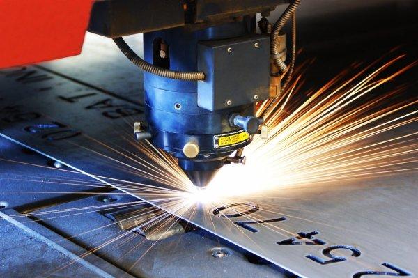 cięcie laserem obróbka metali