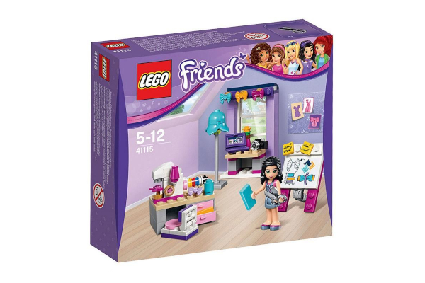Prezent klasa 0-3 do 50 zł. Lego Friends