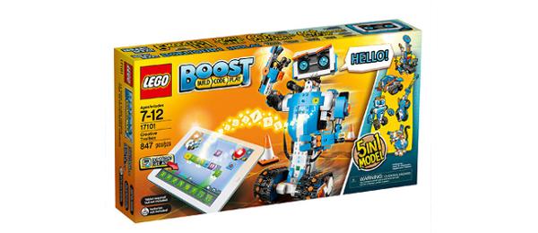Prezent na Komunię i Dzień Dziecka. Lego Mindstorms