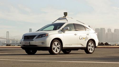 Lexus Google