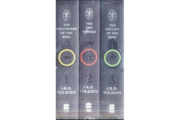 Lord of The Rings. Książka wydanie paperback