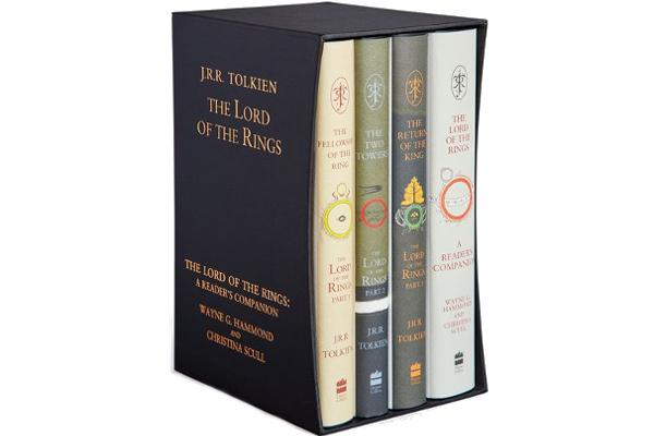 Lord of The Rings. Książka wydanie kolekcjonerskie