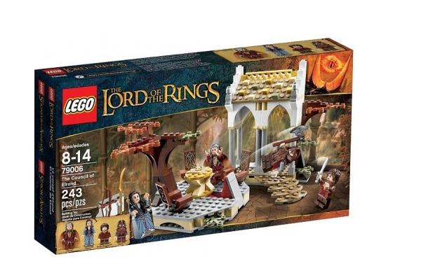 Lego zestaw narada u Elronda