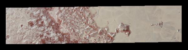 Powierzchnia Plutona