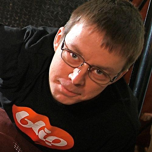 Marcin Jagodziński - twórca i główny programista Blip.pl