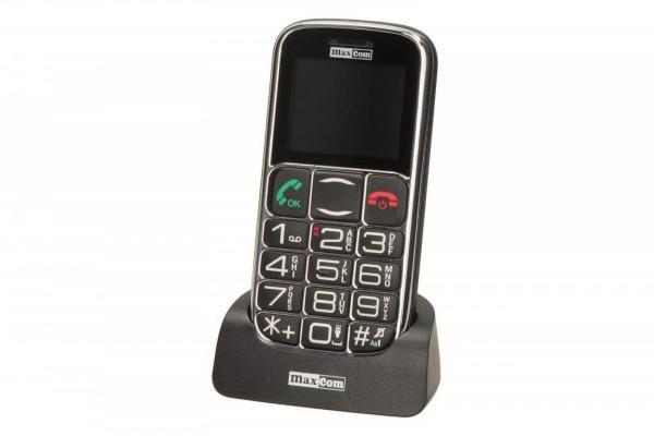 Telefon dla seniora. Maxcom 461 BB