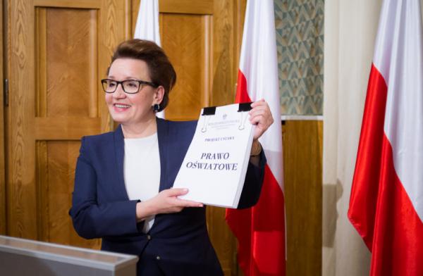 Radość Anny Zalewskiej