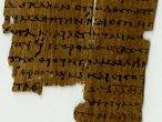 Papirus z antycznego Miasta Ostronosej Ryby