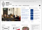 Nowa strona WWW Senatu RP