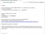 1rtv.pl - prośba o potwierdzenie zamówienia