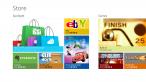 Windows Store z interfejsem w stylu metro
