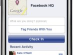 Facebook Places na iPhone