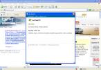 Bing w IE6 - komunikat o braku strony przy próbie skorzystania z innej niż Bing wyszukiwarki