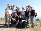 Wycieczka na Skrzyczne - zdjęcie grupowe