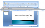 Pasek Google Cloud Connect w MS Office