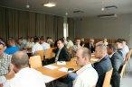 Uczestnicy II Lubuskiego Konwentu Informatyków