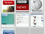 Szybkie wybieranie w Operze Mobile 10 beta