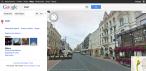 Ulica Piotrkowska w Street View