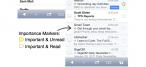 Priority Inbox w iOS