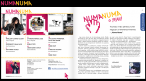 Pierwsze strony magazynu Numa Numa