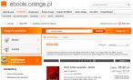 E-księgarnia Orange z e-bookami