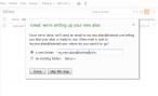 Tworzenie aliasu w Hotmailu