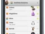 Wygląd nowego GG na Androidzie
