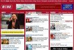 Jedna z bohaterek filmu na głównej stronie portalu B92.net