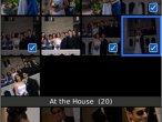 BlackBerry 6: Organizowanie zdjęć