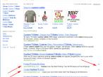 Reklamy w wynikach wyszukiwania Bing