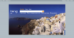 Bing - strona główna