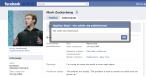 Błąd podczas blokowania twórcy Facebooka
