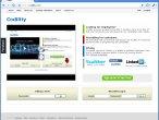 Codility.com - zrzut ekranu strony głównej