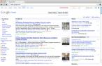 Zrzut Google +1 pozyskany przez TechCrunch