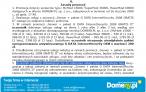 Zapis w regulamnie firmy Domeny.pl niezgodny z ofertą na stronie