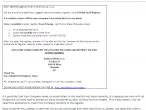 E-mail od firmy Endless Infinity LTD