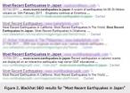 Informacje o tsunami w Japonii przekierowują do fałszywych antywirusów