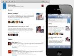 Wiadomość e-mail przesłana przez Twittera