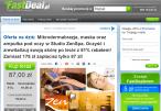 Serwis zakupów grupowych FastDeal.pl