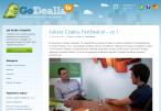 GoDealla.tv to nowy projekt serwisu zakupów grupowych