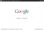 Nowy wygląd strony głównej Google