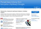 Google Apps - strona główna