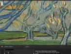 Detale w obrazie Vincenta van Gogha