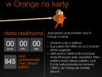 Orange zebrało prawie 1000 osób, które w ciągu dwóch dni wykupiły pakiety SMS-ów