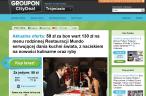Groupon.pl to jeden z najlepiej zarabiających serwisów zakupów grupowych