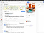 Strona miejsca w Google+ Lokalnie