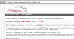Przelewy24 - przedpłata za towar w NowAGD